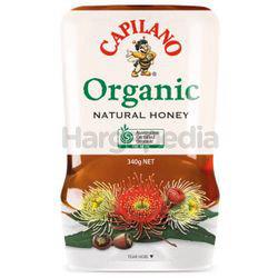 Capilano Organic Natural Australian Honey 340gm
