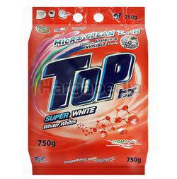 Top Detergent Powder Super White 750gm