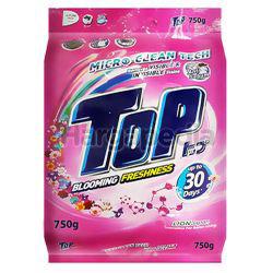 Top Detergent Powder Blooming Freshness 750gm