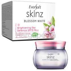 Eversoft Skinz Blossom White Brightening Day Defence 40gm