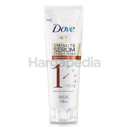 Dove 1 Minute Serum Conditioner  Nourishing Oil Care 170ml