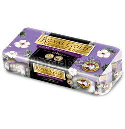 Royal Gold Elegant Toilet Roll Fragrance Free 10s