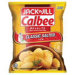 Jack N Jill Calbee Classic Salted 60gm