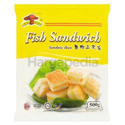Mushroom Fish Sandwich 500gm