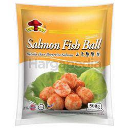 Mushroom Salmon Fish Ball 500gm
