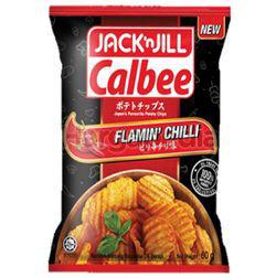 Jack N Jill Calbee Flamin Chilli 170gm