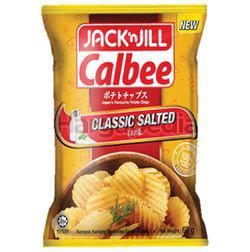 Jack N Jill Calbee Classic Salted 170gm