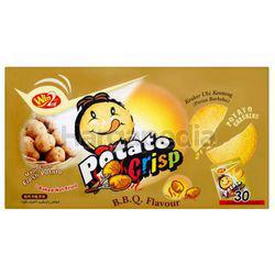Win2 Baked Potato Crackers BBQ 30x20gm