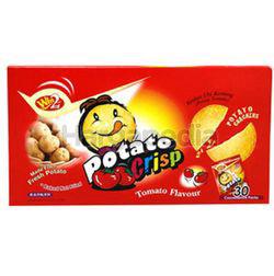Win2 Baked Potato Crackers Tomato Flavour 30x20gm