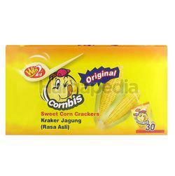 Win2 Baked Potato Crackers Sweet Corn Flavour 30x18gm