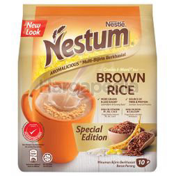 Nestum 3in1 Cereal Drink Brown Rice 10x27gm