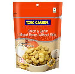 Tong Garden Broad Beans Without Skin Onion & Garlic 160gm