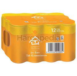 Authentic Tea House Jin Ban Chrysanthemum Tea 12x300ml