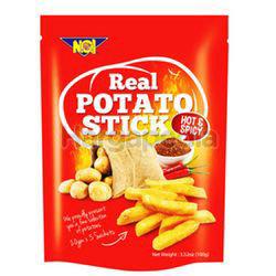NOi Real Hot& Spicy Potato Stick 100gm