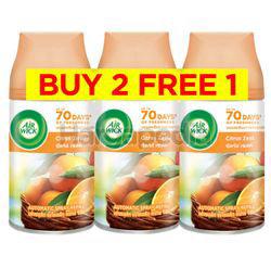 Air Wick Freshmatic Automatic Spray Refill Citrus (2+1)x250ml