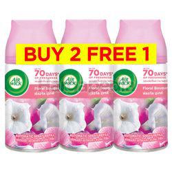 Air Wick Freshmatic Automatic Spray Refill Floral (2+1)x250ml