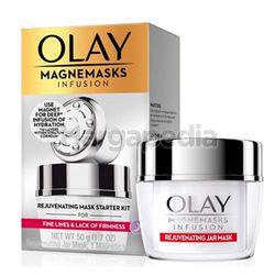Olay Magnemasks Infusion Rejuvenating Mask Starter Kit 1s