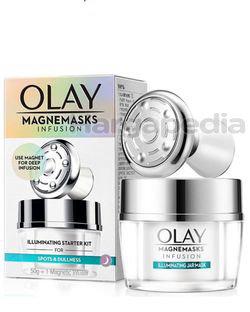 Olay Magnemasks Infusion Whitening Mask Starter Kit 1s