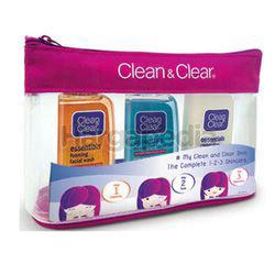 Clean & Clear 123 Regimen Pack 1set