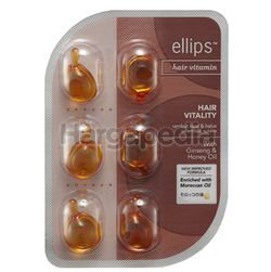 Ellips Hair Vitamin With Ginseng & Honey 6s