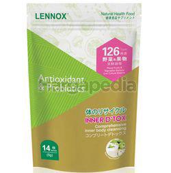 Lennox Antioxidant & Probiotic 14x5gm