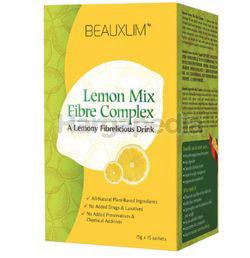 Beauxlim Lemon Mix Fibre Complex 15x15gm