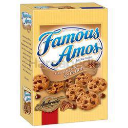 Famous Amos Chocolate Chip & Pecan 351gm