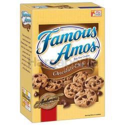 Famous Amos Chocolate Chip 351gm