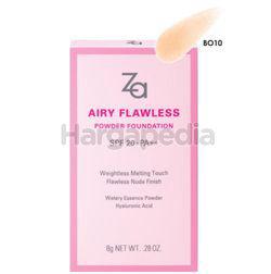 Za Airy Flawless Powder Foundation BO10 1s