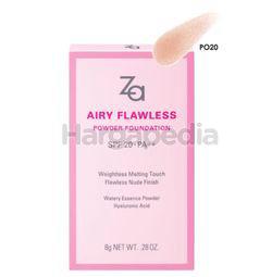 Za Airy Flawless Powder Foundation PO20 1s