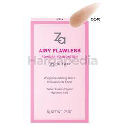 Za Airy Flawless Powder Foundation OC40 1s