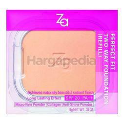 Za Perfect Fit Two Way Powder Foundation Refill OC00 1s