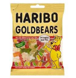 Haribo Golden Bears Gummy 80gm