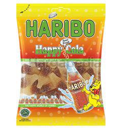 Haribo Happy Cola Sour Fresh Gummy 80gm