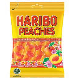 Haribo Peaches Gummy 80gm