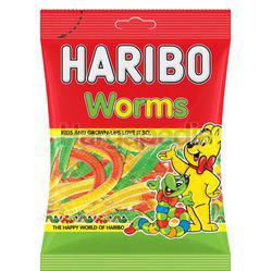 Haribo Worms Gummy 80gm