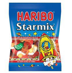 Haribo Starmix Gummy 80gm