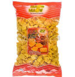 Miaow Miaow Hot & Spicy Prawn Crackers 500gm