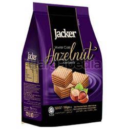 Jacker Hazelnut Wafer Cubes 100gm