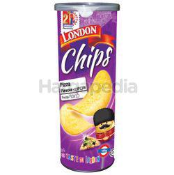 London Potato Chips Pizza Flavour 160gm