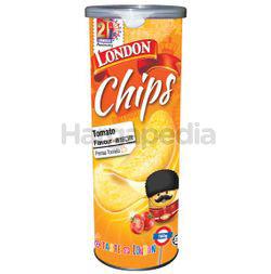 London Potato Chips Tomato Flavour 160gm