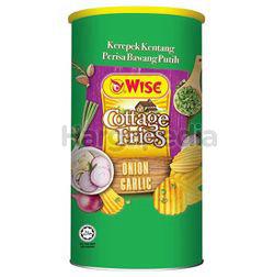 Wise Cottage Fries Potato Chips Onion Garlic 90gm