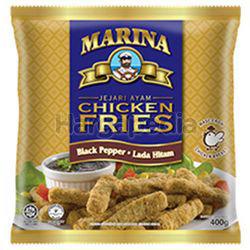 Marina Chicken Fries Black Pepper 400gm