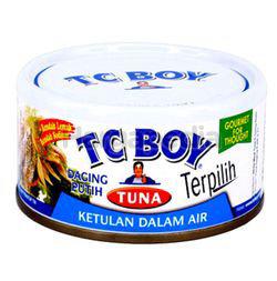 TC Boy Tuna In Spring Water 150gm