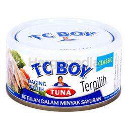 TC Boy Tuna in Vegetable Oil 150gm