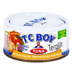 TC Boy Tuna in Sunflower Oil 150gm