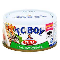 TC Boy Tuna with Real Mayonnais 150gm