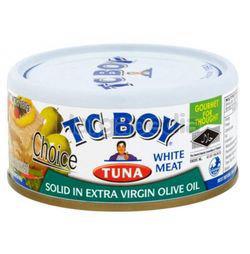 TC Boy Tuna In Extra Virgin Olive Oil 150gm