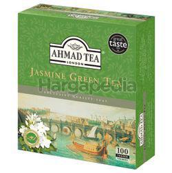 Ahmad Tea Jasmine Green Tea 100s