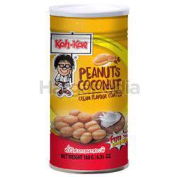 Koh Kae Coated Peanuts Coconut Cream 180gm